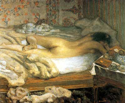 Pierre Bonnard,  Siesta Fine Art Reproduction Oil Painting