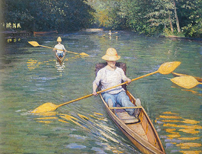 Gustave Caillebotte,  Perissoires Fine Art Reproduction Oil Painting