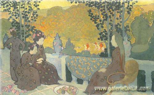 Maurice Denis,  September Fine Art Reproduction Oil Painting