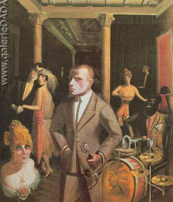 Otto Dix,  To Beauty Fine Art Reproduction Oil Painting