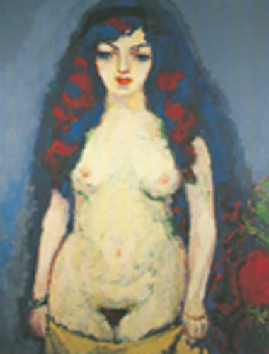 Kees van Dongen,  Nude Girl Fine Art Reproduction Oil Painting