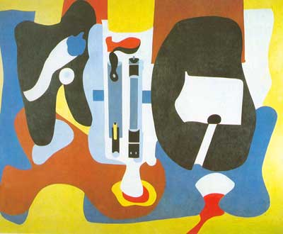 Arshile Gorky,  Mechanics of Flying Fine Art Reproduction Oil Painting