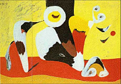 Arshile Gorky,  Mojave Fine Art Reproduction Oil Painting