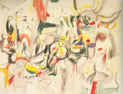 Arshile Gorky,  To Project To Conjure Fine Art Reproduction Oil Painting