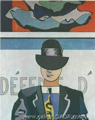 Jean Helion,  Defense Fine Art Reproduction Oil Painting