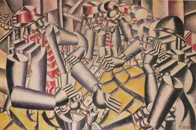 Fernand Leger,  The Cardplayers Fine Art Reproduction Oil Painting