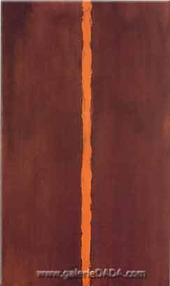 Barnett Newman,  Onement I Fine Art Reproduction Oil Painting