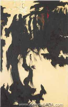 Clyfford Still,  1947-H No.2 Fine Art Reproduction Oil Painting