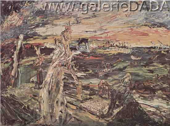 Jack Butler Yeats,  Helen Fine Art Reproduction Oil Painting
