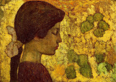 Aristride Maillol, Young Girl Fine Art Reproduction Oil Painting
