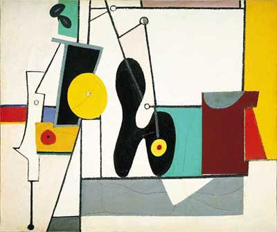 Arshile Gorky, Organization Fine Art Reproduction Oil Painting