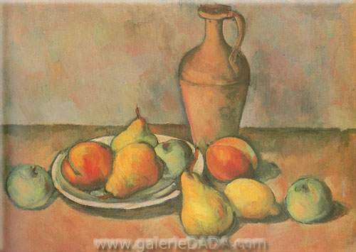 Arshile Gorky, Pears Peaches and Pitcher Fine Art Reproduction Oil Painting