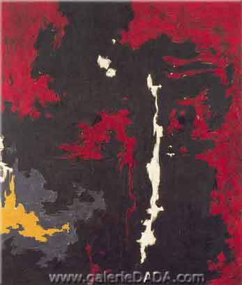 Clyfford Still, 1949-A No.2 Fine Art Reproduction Oil Painting