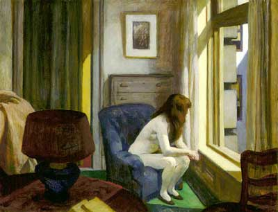 Edward Hopper, Eleven a.m. Fine Art Reproduction Oil Painting