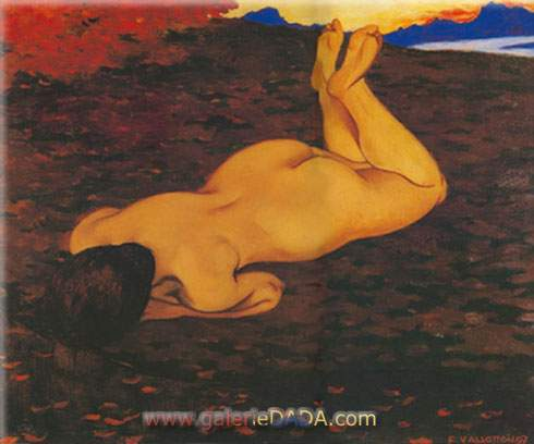 Felix Vallotton, The Spring Fine Art Reproduction Oil Painting