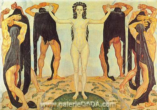 Ferdinand Hodler, Truth Fine Art Reproduction Oil Painting