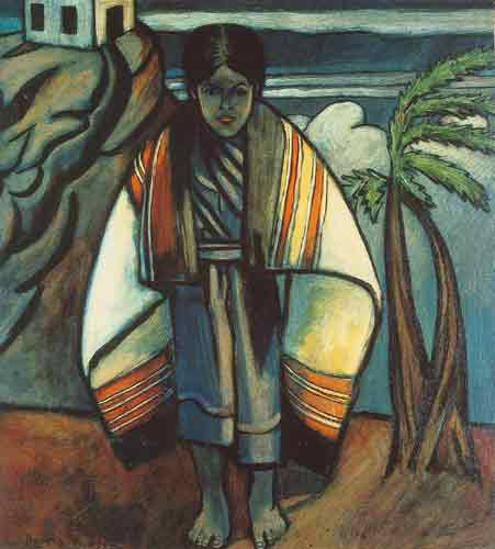 Francis Picabia, The Little Mexican Fine Art Reproduction Oil Painting