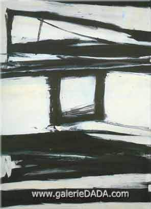 Franz Kline, Palladio Fine Art Reproduction Oil Painting