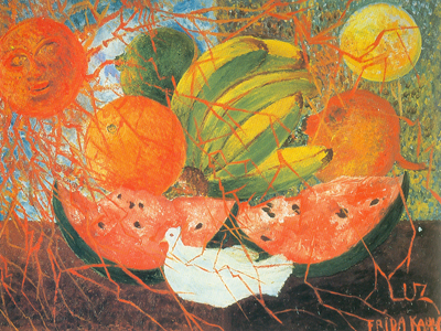 Frida Kahlo, Fruit of Life Fine Art Reproduction Oil Painting