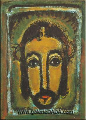 Georges Rouault, The Holy Countenance Fine Art Reproduction Oil Painting