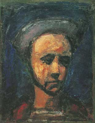 Georges Rouault, The Workmans Apprentice Fine Art Reproduction Oil Painting