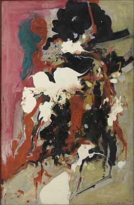Hans Hofmann, Effervescence Fine Art Reproduction Oil Painting