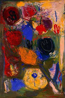 Hans Hofmann, The Third Hand Fine Art Reproduction Oil Painting