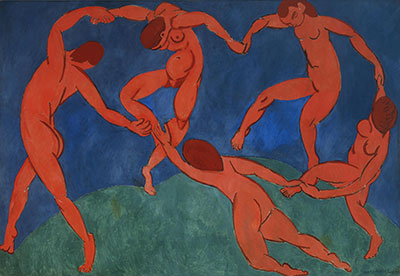 Henri Matisse, Dance Fine Art Reproduction Oil Painting