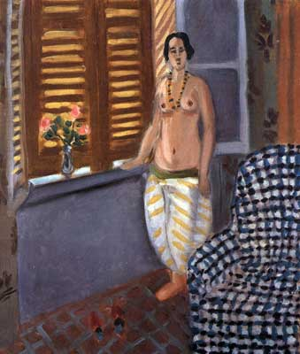 Henri Matisse, Odalisque Fine Art Reproduction Oil Painting