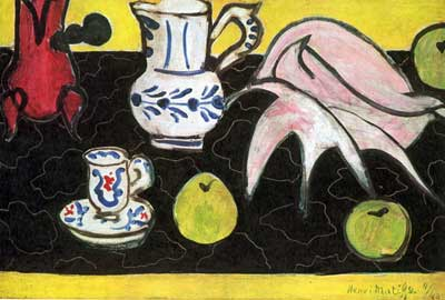 Henri Matisse, Still Life With a Shell Fine Art Reproduction Oil Painting