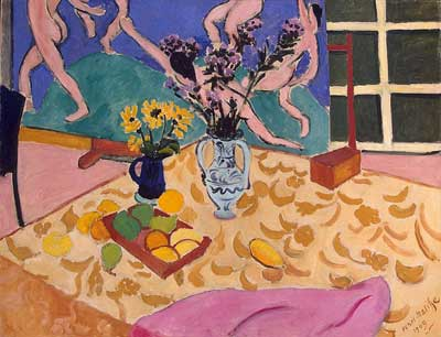 Henri Matisse, Still Life with the Dance Fine Art Reproduction Oil Painting