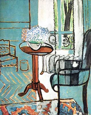 Henri Matisse, The Window Fine Art Reproduction Oil Painting