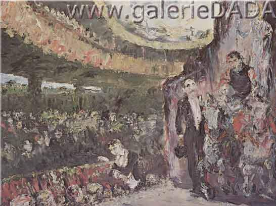 Jack Butler Yeats, Now Fine Art Reproduction Oil Painting