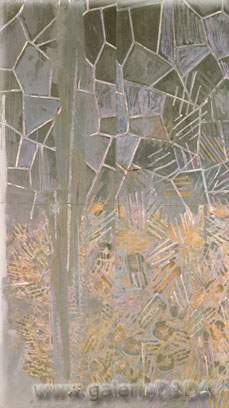 Jasper Johns, Celine Fine Art Reproduction Oil Painting