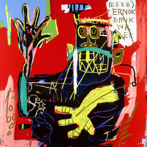 Jean-Michel Basquiat, Ernok Fine Art Reproduction Oil Painting