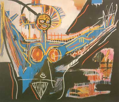 Jean-Michel Basquiat, Mater Fine Art Reproduction Oil Painting