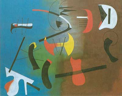 Joan Miro, Painting Fine Art Reproduction Oil Painting
