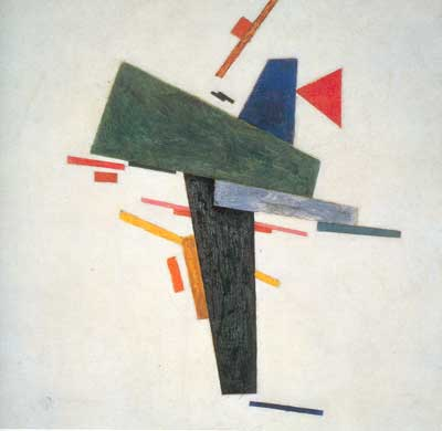 Kasimar Malevich, Untitled Fine Art Reproduction Oil Painting