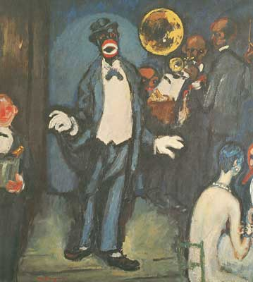 Kees van Dongen, Nightclub The Singer Johnny Hudgins Fine Art Reproduction Oil Painting