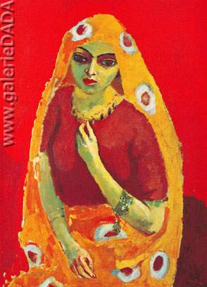 Kees van Dongen, The Egyptian Fine Art Reproduction Oil Painting