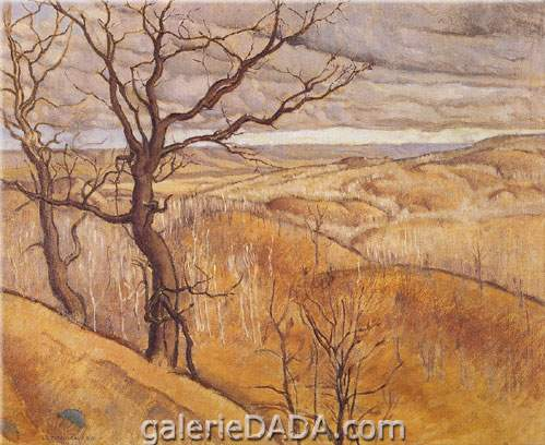 Lionel FitzGerald, Pembina Valley Fine Art Reproduction Oil Painting