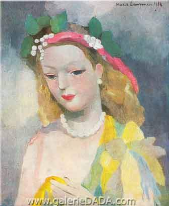 Marie Laurencin, Julia Fine Art Reproduction Oil Painting