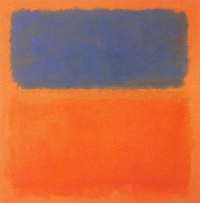 Mark Rothko, Blue Cloud Fine Art Reproduction Oil Painting