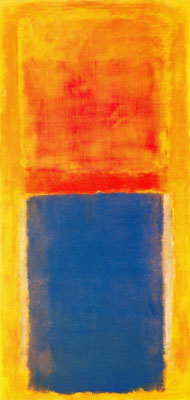 Mark Rothko, Homage to Matisse Fine Art Reproduction Oil Painting