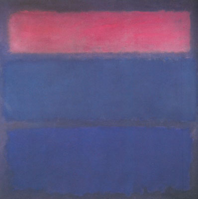 Mark Rothko, Number 101 Fine Art Reproduction Oil Painting