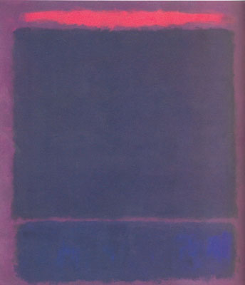 Mark Rothko, Number 118 Fine Art Reproduction Oil Painting