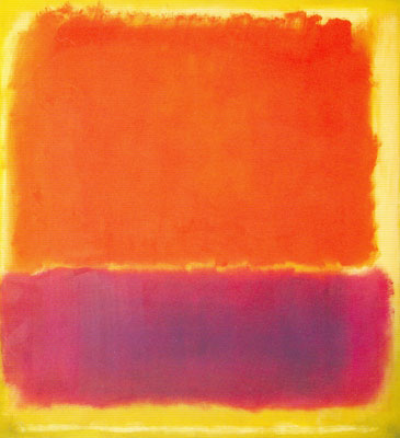 Mark Rothko, Number 12 Fine Art Reproduction Oil Painting