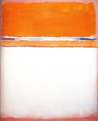 Mark Rothko, Number 18 Fine Art Reproduction Oil Painting