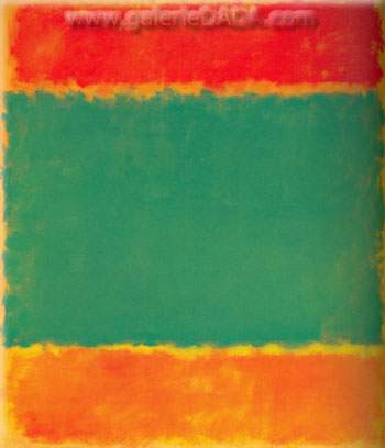 Mark Rothko, Number 212 Fine Art Reproduction Oil Painting