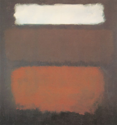 Mark Rothko, Number 28 Fine Art Reproduction Oil Painting